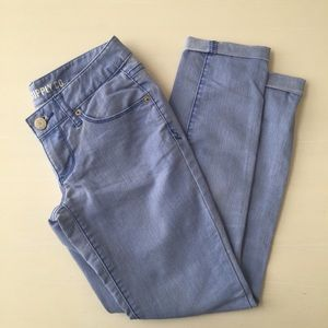Mossimo light blue jeans